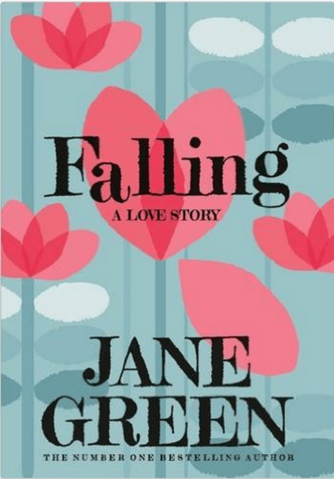 Falling by Jane Green - UK cover