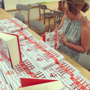 Jane Green Book Signing