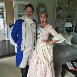 Jane Green Hamilton costume