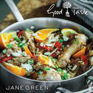 Jane Green's Asian Orange Chicken Recipe