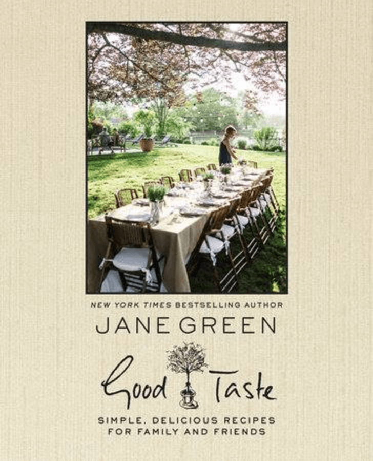 Good Taste cookbook by Jane Green