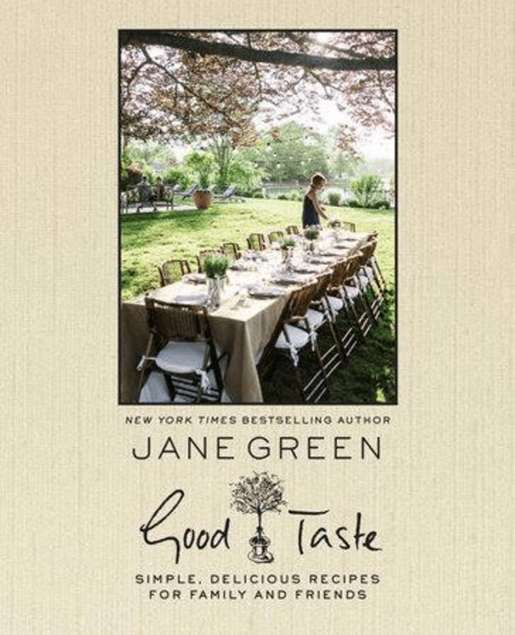 Good Taste cookbook by Jane Green