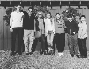 Jane Green's family